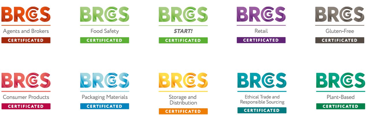 Service Package | BRCGS