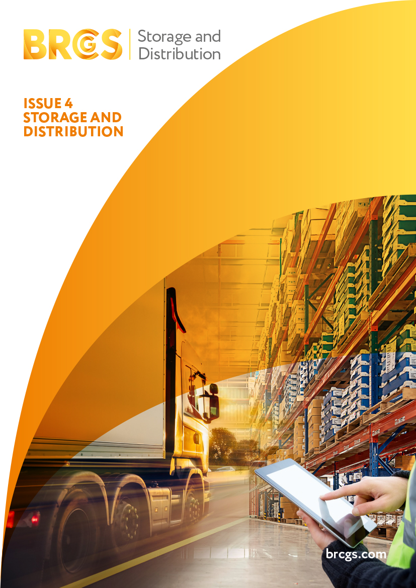 Global Standard for Storage and Distribution Issue 4