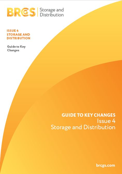 Global Standard for Storage and Distribution Issue 4, Key Changes