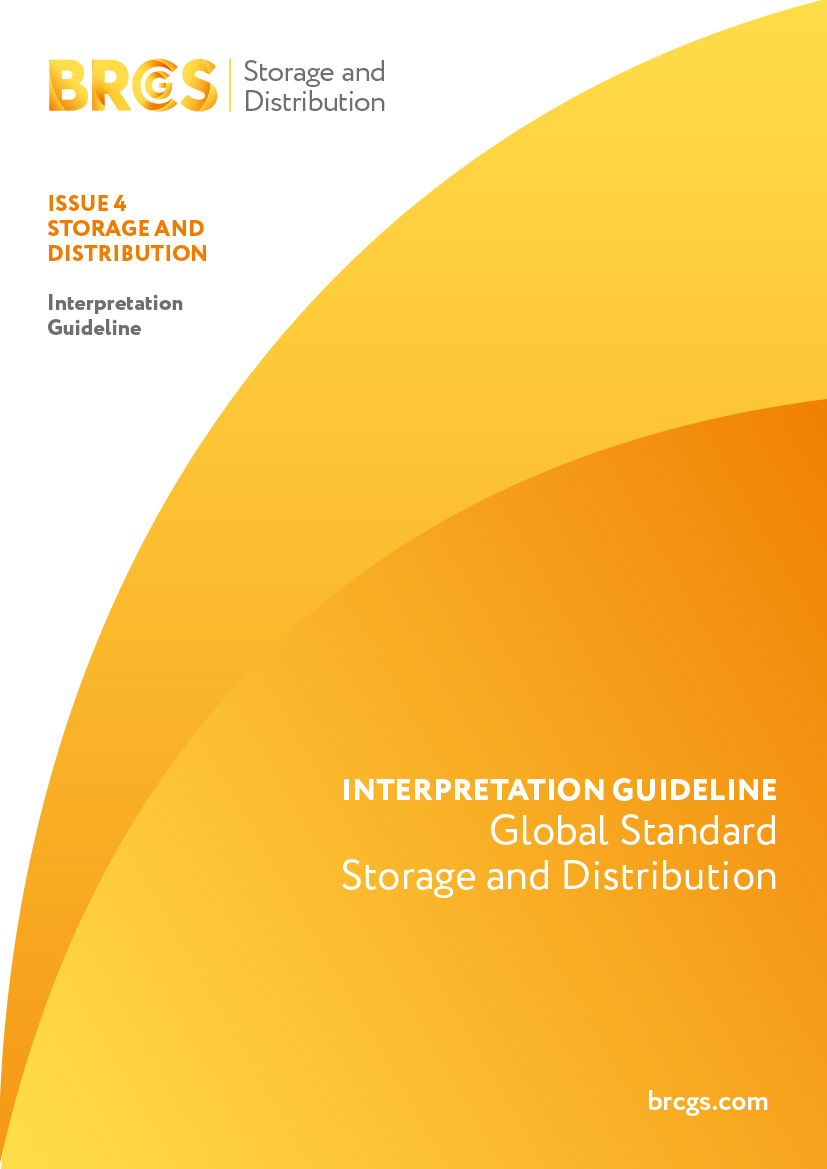 Global Standard for Storage and Distribution Issue 4 Interpretation Guideline