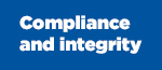 Compliance and integrity