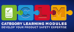Category Learning Modules: develop your product safety expertise