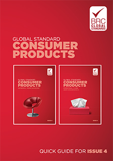 BRC Global Standard for Consumer Products Issue 4 Quick Guide